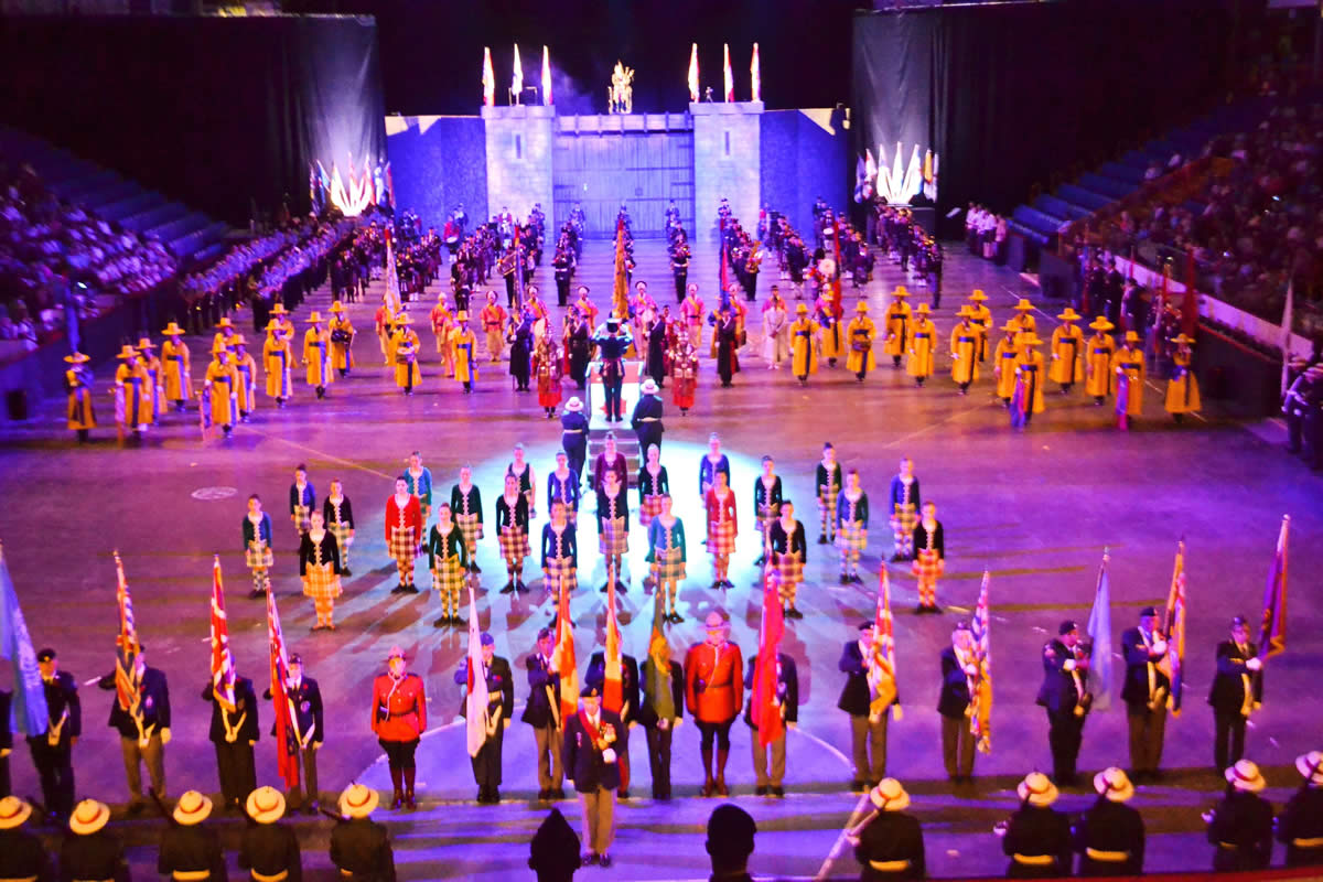 Okanagan Military Tattoo